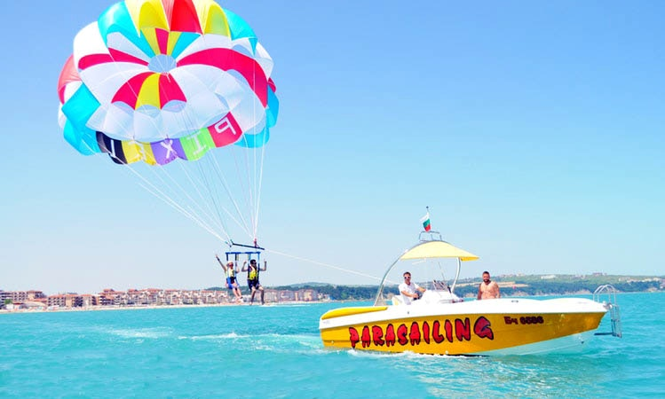 What is Parasailing?