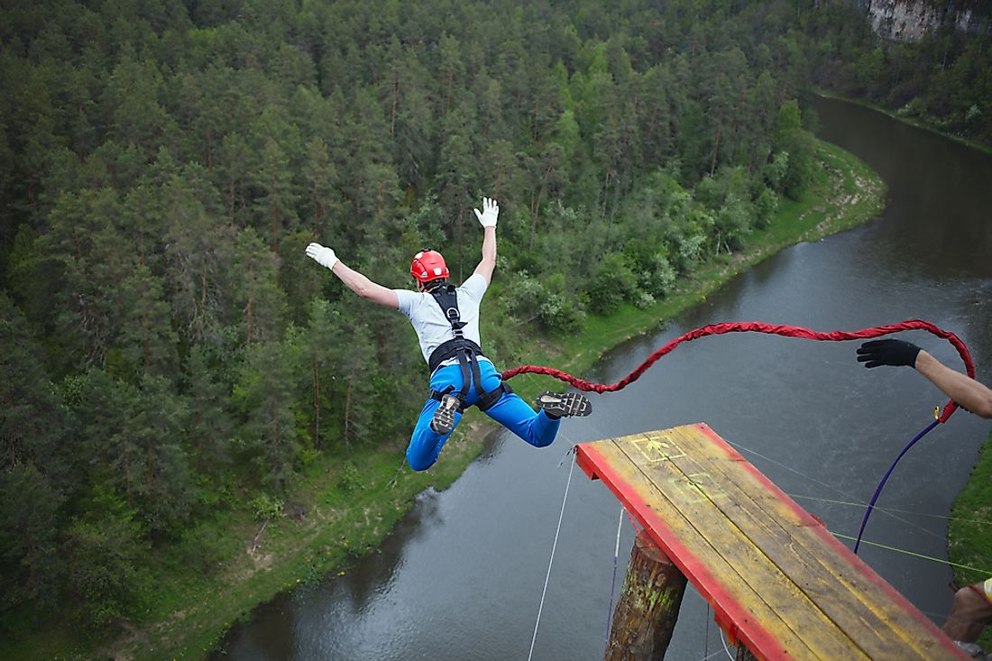 Bungee Jumping